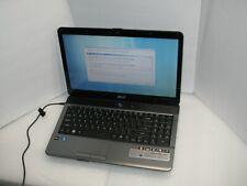 "Acer aspire 15.6"" 2GB Ram 320GB HDD Linux open suse ati radon HD 3200p Navy blue"