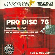 Mastermix Pro Disc 76 - Blondie/Kasabian/Red Hot Chili Peppers/Rihanna Cd Nuovo