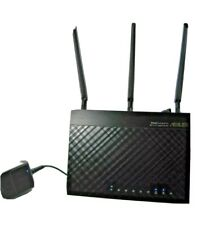 ASUS RT-AC66U Dual Band Gigabit Router - Wireless AC1750 - Updated and Tested