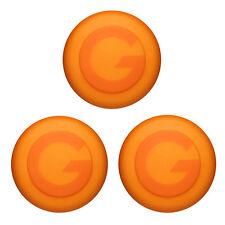 3 X 80g GATSBY Loose Shuffle Orange Moving Rubber Hair Styling Wax for Men Women