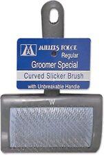 Millers Forge Curved Slicker Brush, Regular 415C