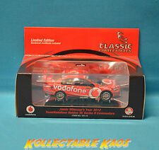 1:43 Classics - 2012  VE  Commodore - Whincup REDUCED - LE 1000  NEW IN BOX