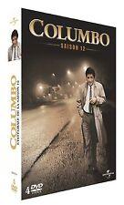 """COLUMBO L'INTEGRALE DE LA SAISON 12"" COFFRET 4 DVD- NEUF SOUS BLISTER"