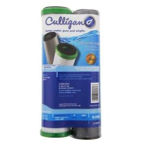 Culligan D-250A Monitored Dual Filtration System Replacement Filter Cartridge