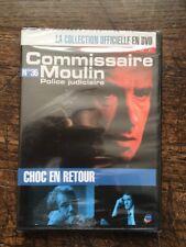 COMMISSAIRE MOULIN .. DVD N°36 .. YVES RENIER, FRANCOIS DE ROUBAIX