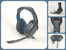 Gioteck HCP4 | Wired Stereo Gaming Headset | Mic Mute Switch | PS4 / Slim / Pro