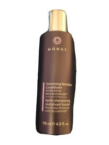 Monat Volumizing Revitalize Conditioner New & Sealed 4oz Brand New