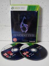 Xbox 360 – Resident Evil 6 – USA Castellano