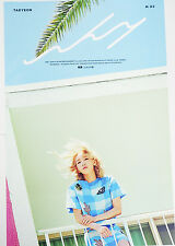 TAEYEON Girls' Generation - Why (2nd Mini Album) [OFFICIAL POSTER] Type-A