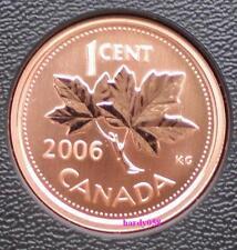 2006 P SPECIMEN strike 1 cent - Magnetic - Low mintage! ONLY 40,000 MINTED