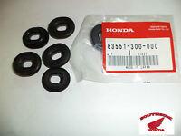GENUINE HONDA AIR CLEANER SIDE COVER GROMMET SET OF 6 VTX1800 CBX VT750RS