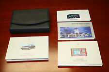 owner's manual with case for 2000 Mercedes S-class