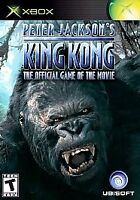 Peter Jackson's King Kong: The Official Game of the Movie (Microsoft Xbox, 2005)