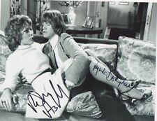 ROBIN ASKWITH & LYNDA BELLINGHAM Signed 10x8 Photo CONFESSIONS COA
