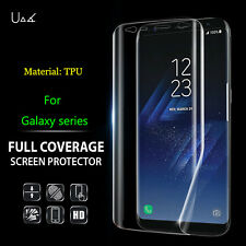 3D Curved Full Cover Soft PET TPU Screen Protector Film For Samsung Galaxy S8