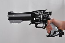 McCree Peacekeeper Riverboat skin revolver / gun, with moving ammo barrel.