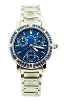 Invicta Women's  Angel 29114 Blue Dial Stainless Steel Bracelet Wristwatch