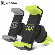 CAFELE Universal Car Phone Air Vent Holder Mount Stand For iPhone Cell Phone GPS