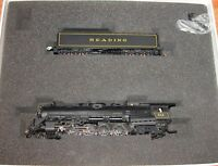PRECISION CRAFT MODELS 586 STEAM ENGINE T1 4-8-4 READING 211 DCC WITH SOUND