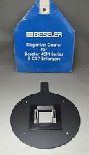 BESELER NegativeCarrier for 45M series&CB7 (35mm/4x5/anti-newton/negaflat)