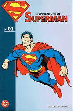 le avventure di SUPERMAN 1/19 sequenza semi completa 15 vol. ed.Planeta OFFERTA