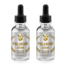 Balances Skin Oil Production - Hyaluronic Serum 30ml - Potassium Supplement 2B