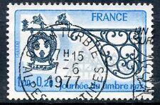 STAMP / TIMBRE FRANCE OBLITERE N° 1927  JOURNEE DU TIMBRE 1977