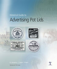 Limited Edition New Stunning Advertising Pot Lid Guide Book