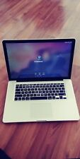 WOW!! APPLE MACBOOKPRO - 15 INCH - SilVER - USED -