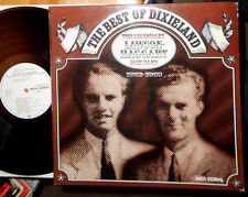 LAWSON-HAGGART JAZZ BAND THE BEST OF DIXIELAND 2-LP SET WHITE LABEL