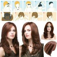 Sexy Lady Women's Curly/Straight  Long/Short Hair Full Wigs Cosplay Party Wi#@y