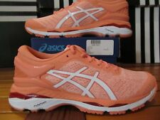 NEW Womens Asics Gel Kayano 24 PINK White 7 T799N 1701 23 20 25 Running Shoes 22