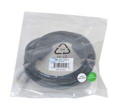New Monoprice HH-28F-12E 12ft 28 AWG Standard HDMI Cable W/Ferrite Cores - Black