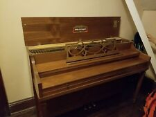 Kohler &Campbell Console Piano. Beautifully maintained and well kept. With bench