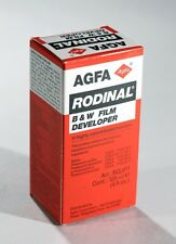 Agfa Rodinal Film Developer 125Ml New!