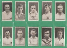 Pre - 2nd World War Rugby Collectable Cigarette Cards