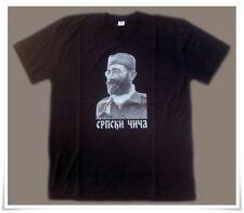 Serbia - Chetnik - Draza Mihailovic T-Shirt   !