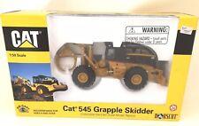 Norscot Caterpillar Cat 545 Grapple Skidder Yellow/Black - 1:50 MIB CAT