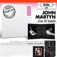 JOHN MARTYN Live At Leeds (+Colour Booklet) // DOL // DOL2012H-LMT Vinyl lp
