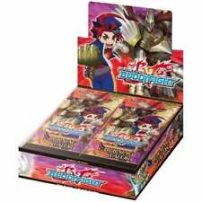 Future Card Buddyfight Burning Valor Booster Box (30x Booster Packs)