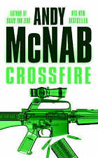 Crossfire by Andy McNab (Hardback, 2004)