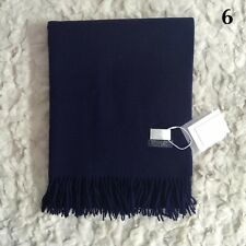 New Fashion Women's Cashmere Scarf Winter Warm Solid Long Pashmina Shawl Wrap