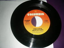 """Pop 45 Pink Floyd """"Another Brick In The Wall Part 2/One Of My Turns"""" 1979 NM"""