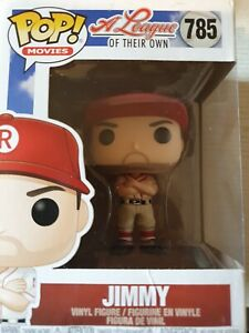 Funko Pop! Movies: A League of Their Own - Jimmy Vinyl Figure