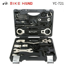Hot 18/set Bike Bicycle Motorbike Tire Chain Wrench Maintenance Repair Tool Kit