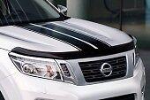 Nissan NP300 Navara (D23M) Hood Deflector 2015- KE6104K000