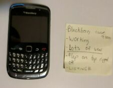 Blackberry Curve 9300 -- DEFECTIVE -- Sold As Is -- Listing #1