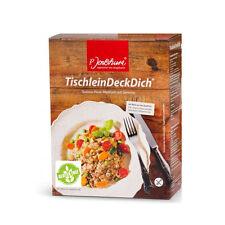 TischleinDeckDich 400g - in bekannter Jentschura Qualität + Gratisproben