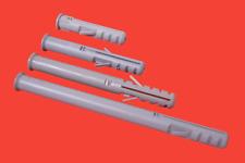 Gerüstdübel Sortiment 50 tlg. Ø 14x70-185 mm | NYLON  Hüfner  Made in Germany