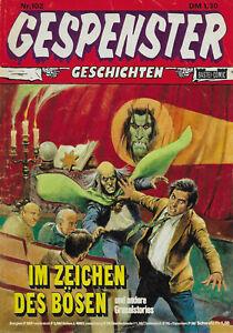 GESPENSTER - GESCHICHTEN - Heft Nr.102 /1976...